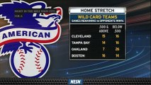 How Does Red Sox's Remaining Schedule Compare To Other Wild Card Teams?