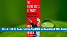 Full E-book The United States of Trump: How the President Really Sees America  For Kindle