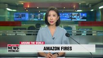 """Massive wildfires in Amazon rainforest emerging as """"global crisis"""""""