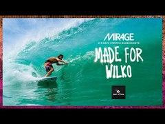 Made For Wilko | 2019 Mirage, Made For Waves | Mirage Wilko Resin Boardshort