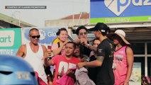 Hometown support fuels Boholano boxer Mark Magsayo