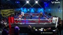 Denis Alejandro Fierro vs Gustavo Leon Villalba (23-08-2019) Full Fight