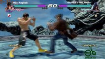 Tekken 7 Hardcore Battles, Raghib (Law) VS Haider (Jin) -Pakistani Tekkeners-