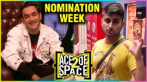 Vikas Gupta Announces NOMINATION | Baseer Ali, Deepak Thakur, Akshay Kakkar's DRAMA| Ace Of Space 2