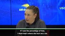 Serena was too strong - Sharapova