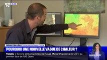 D'où provient la nouvelle vague de chaleur qui touche la France ?
