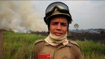 L'Amazonie continue de brûler