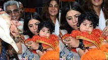 Ekta Kapoor's son Ravie looks so cute in Krishna avatar; Check out Photos   FilmiBeat