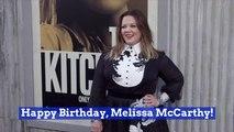 It's Melissa McCarthy's Birthday