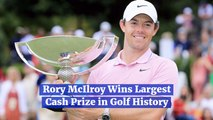 Rory McIlroy Is On Top Of His Game