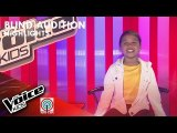 Meet Angela Ragasa from Isabela - The Voice Kids Philippines 2019