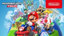 Mario Kart Tour - Bande-annonce Race Around the World