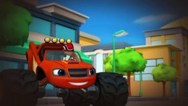 Blaze and the Monster Machines S02E08 Darington to the Moon
