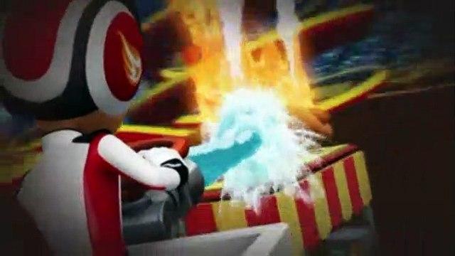 Blaze and the Monster Machines S02E11 Five Alarm Blaze