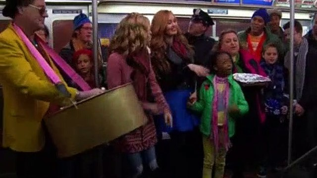 Good Luck Charlie Season 4 Episode 17 - Good Luck Jessie NYC Christmas