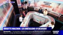 Brigitte Macron: les Brésiliens s'excusent