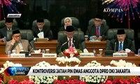 Kontroversi Jatah Pin Emas Anggota DPRD DKI Jakarta