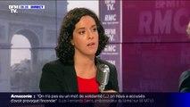 """Manon Aubry (LFI): """"L'accord du Mercosur c'est continuer ce grand déménagement du monde qui est climaticide"""""""