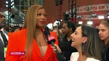 Queen Latifah Jokes She Could Pull Off Britney Spears' Iconic VMA Look If She Cycled Non-Stop