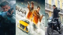War Trailer: Hrithik Roshan & Tiger Shroff gets thumbs up from fans | FilmiBeat
