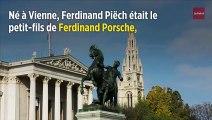 Volkswagen : Ferdinand Piëch, la disparition d'un géant controversé