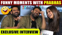 Exclusive Interview With Prabhas   Saaho   FilmiBeat Malayalam