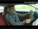 Mercedes SLR McLaren Test!!!!! Video