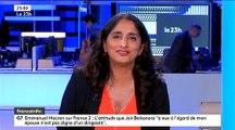 """Regardez le lancement du """"23h"""", qui remplace le """"Soir 3"""", diffusé hier soir sur la chaîne Franceinfo et présenté par Patricia Loison - VIDEO"""