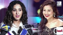 Indian Idol 11: Neeti Mohan Is Not Replacing Neha Kakkar From The Show