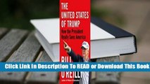 Online The United States of Trump: How the President Really Sees America  For Online