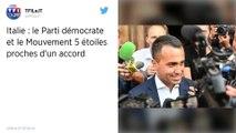 Italie : Vers un accord de coalition entre le centre gauche et le Mouvement 5 Étoiles
