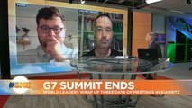 G6 plus 1: 'United States not taking enough responsibility to fight climate crisis'