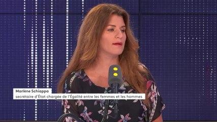 Marlène Schiappa - Franceinfo mardi 27 août 2019