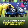 A lesson for France from France - French football team Muslims and African - Stop Racism Everyone