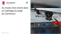 Cameroun : Au moins trois morts dans un naufrage