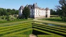 Visite express du château de Cormatin