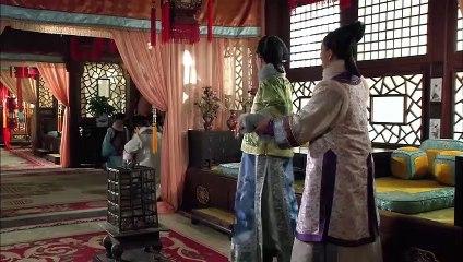 皇上公然称甄嬛母亲为丈母娘,甄嬛听了心里很是甜蜜!