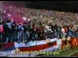 Etoile Rouge Belgrade-Hajduk Split (anneés 90')