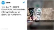 Taxe Gafa. La menace de représailles sur le vin français «s'éloigne», assure Le Maire