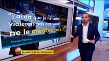 Brésil : Jair Bolsonaro sexiste, raciste et homophobe
