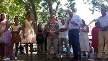FLORENSAC - Remise des médailles fête locale 2019