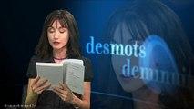 """""""Souvenirs de l'avenir"""" - Les lectures d'Alexandra - Des mots de minuit"""