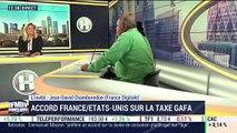 Accord France/Etats-Unis sur la taxe Gafa - 27/08