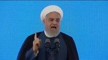 Rohani appelle les Etats-Unis à lever toutes les sanctions contre l'Iran