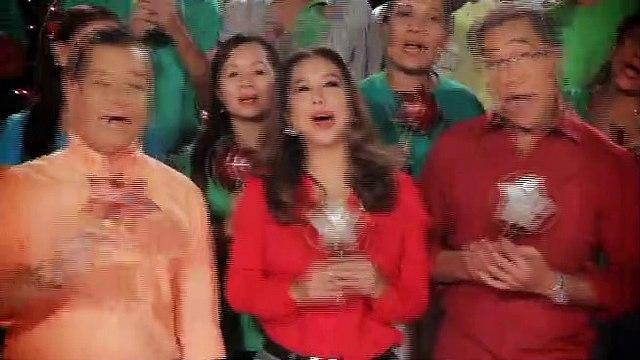 ABS-CBN Christmas Station ID 2012 - NEWS