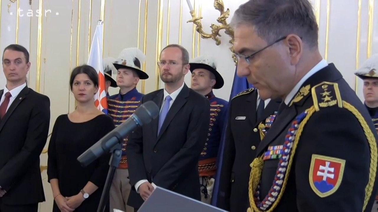 Prezidentka: Zuzana Čaputová prijala veliteľov Ozbrojených síl SR