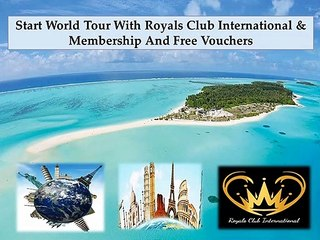 Book International Holiday Package-Royals Club International