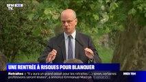 Jean-Michel Blanquer souhaite désormais apaiser les tensions avec les enseignants