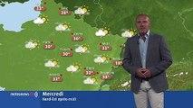 Températures estivales et risque d'orages : la météo de ce mercredi en Lorraine et en Franche-Comté