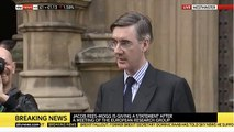 Jacob Rees-Mogg no confidence in Theresa May